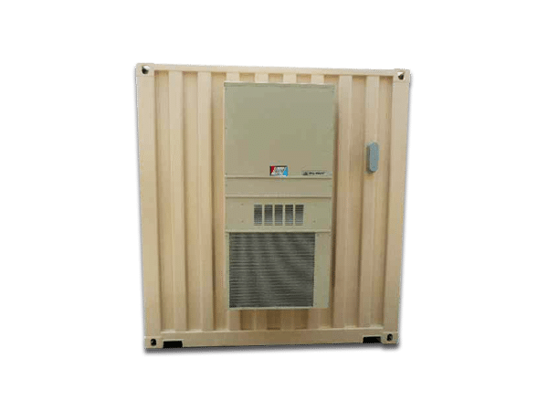 Photo of an AC and heating unit.