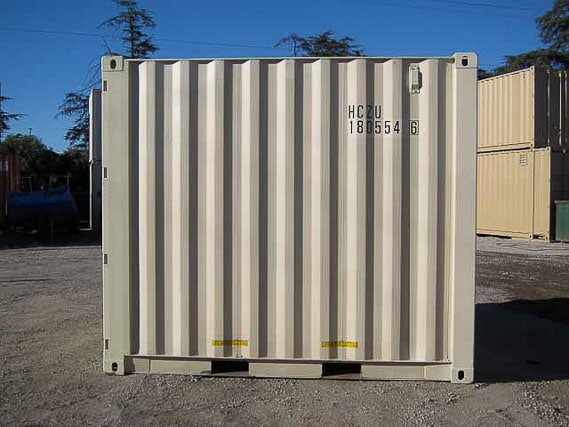 10' One Trip Containers