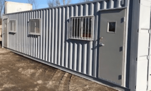 container security features window bars