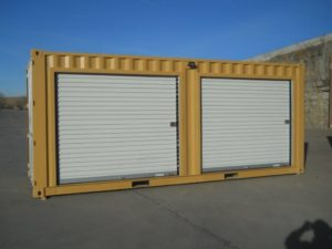 at&s custom container doors