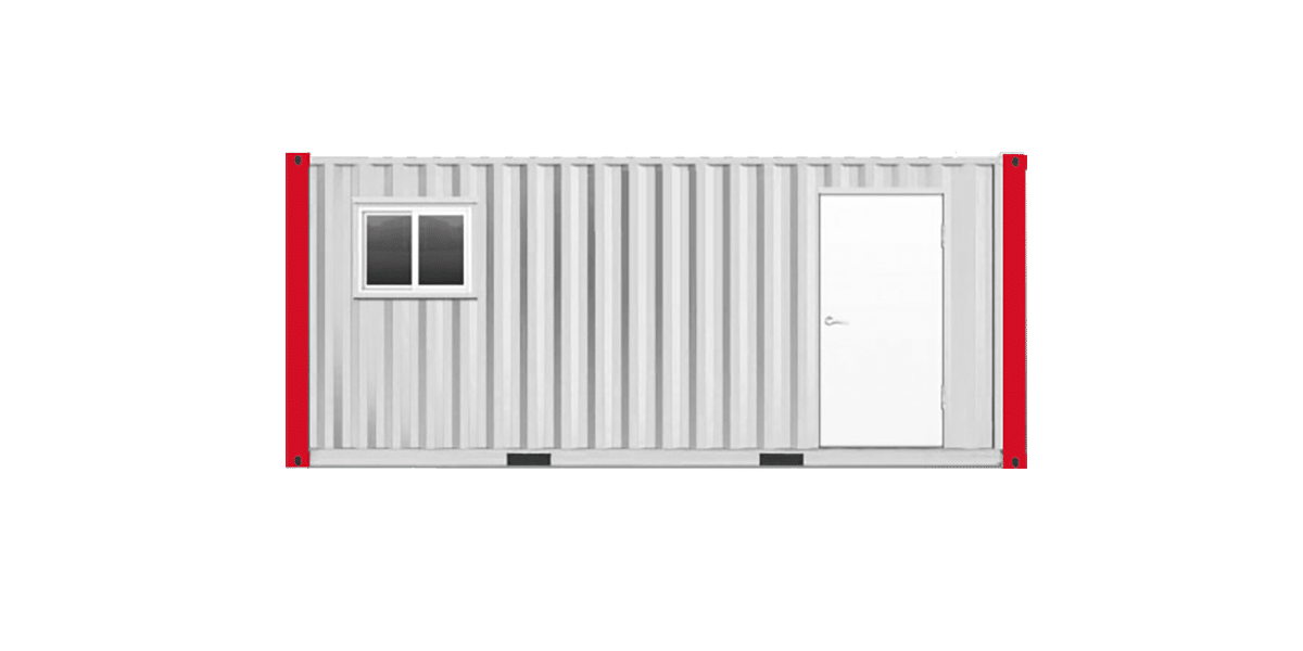 Photo of office container